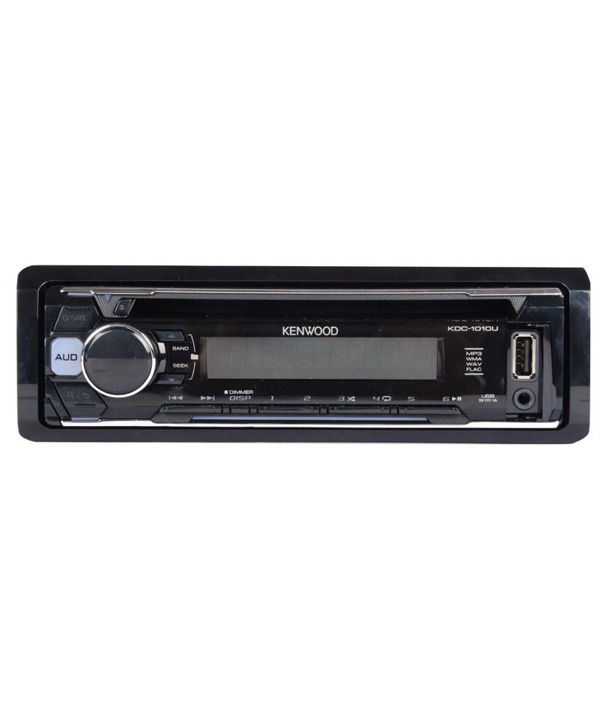Kenwood KDC 1010U Double DIN Car Stereo Buy Kenwood KDC 1010U Double DIN Car Stereo line at Low Price in India on Snapdeal