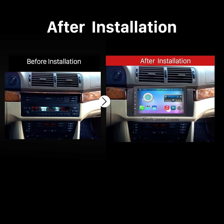 Car Radio with Gps Awesome How to Upgrade A 2000 2007 Bmw X5 E53 3 0i