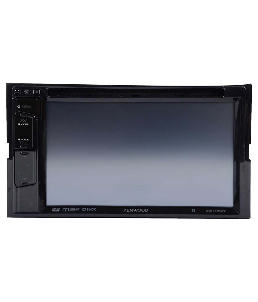 Kenwood DDX415BT Double DIN Car Stereo Buy Kenwood DDX415BT Double DIN Car Stereo line at Low Price in India on Snapdeal