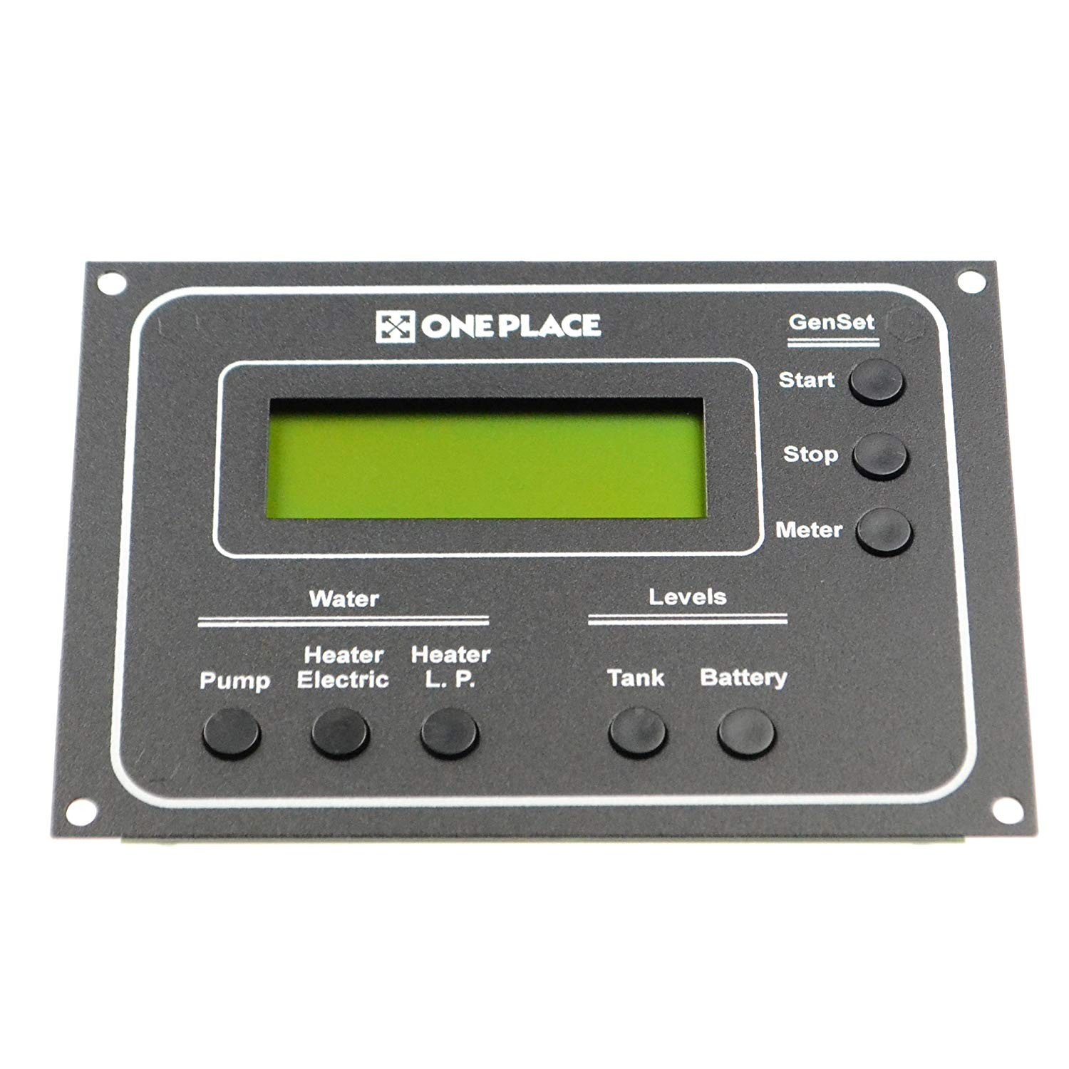 Amazon e Place 10 Monitor Panel with LCD Display Automotive