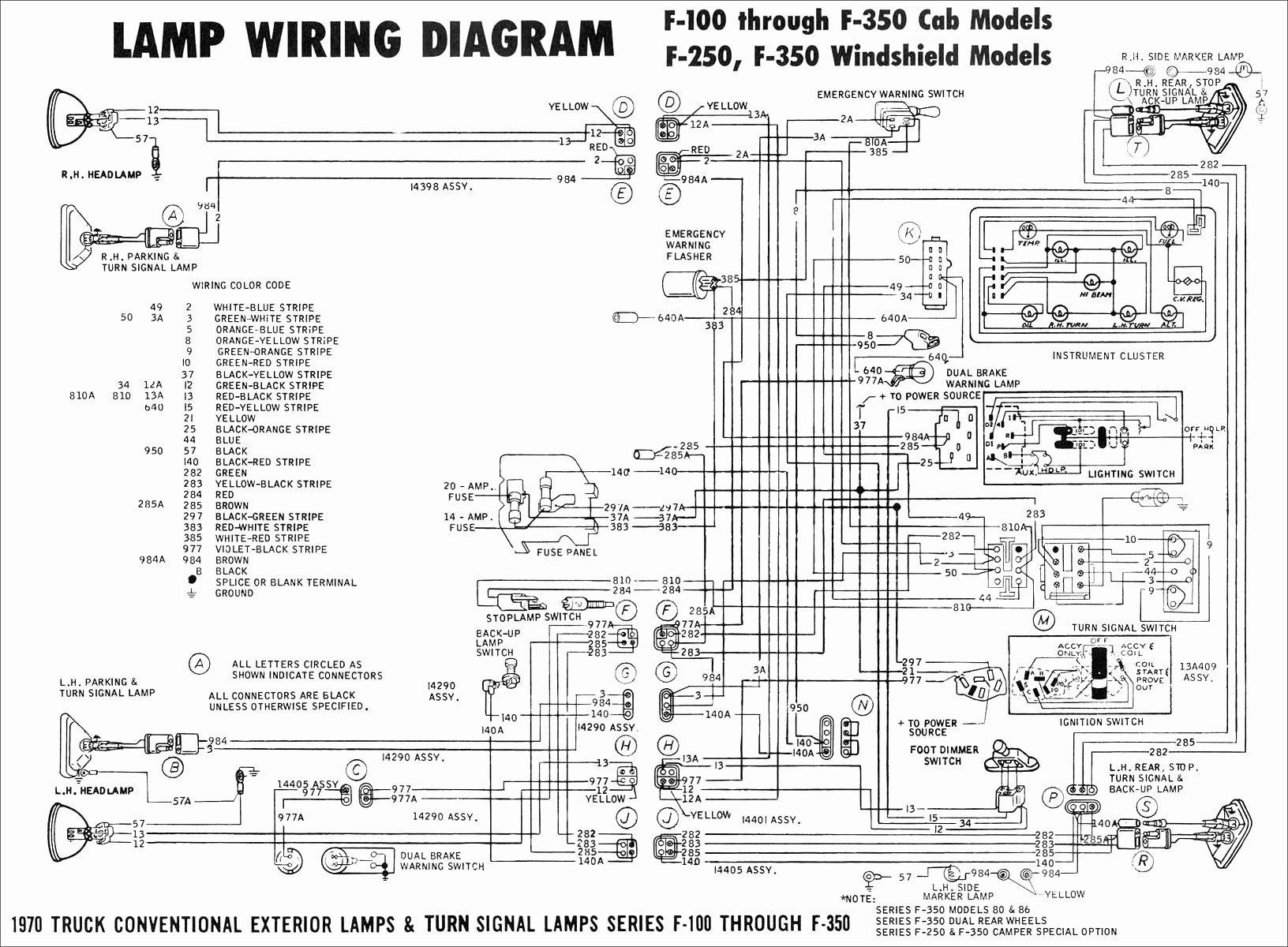 1960 Flxible Bus Wiring Diagram