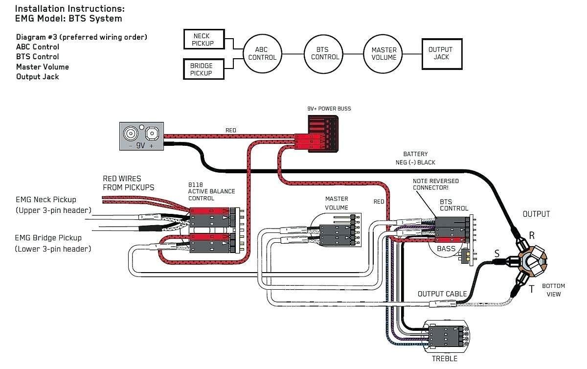 Wiring Emg B Guitar Schema Wiring Diagram B Guitar Wiring Schematics