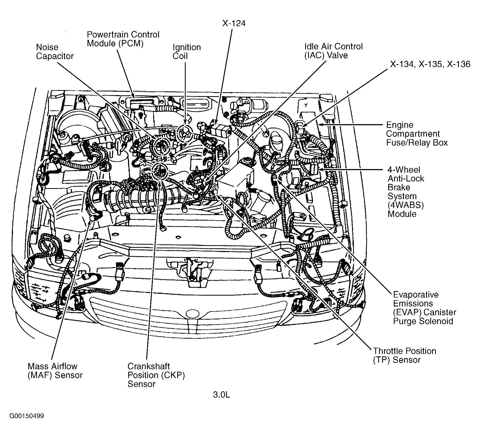1993 Toyota Corolla Wiring Diagram