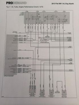Fiat 500 Wiring Diagrams Fiat 500 Backup Light Wiring Diagram Fiat 500 Wiring Diagram