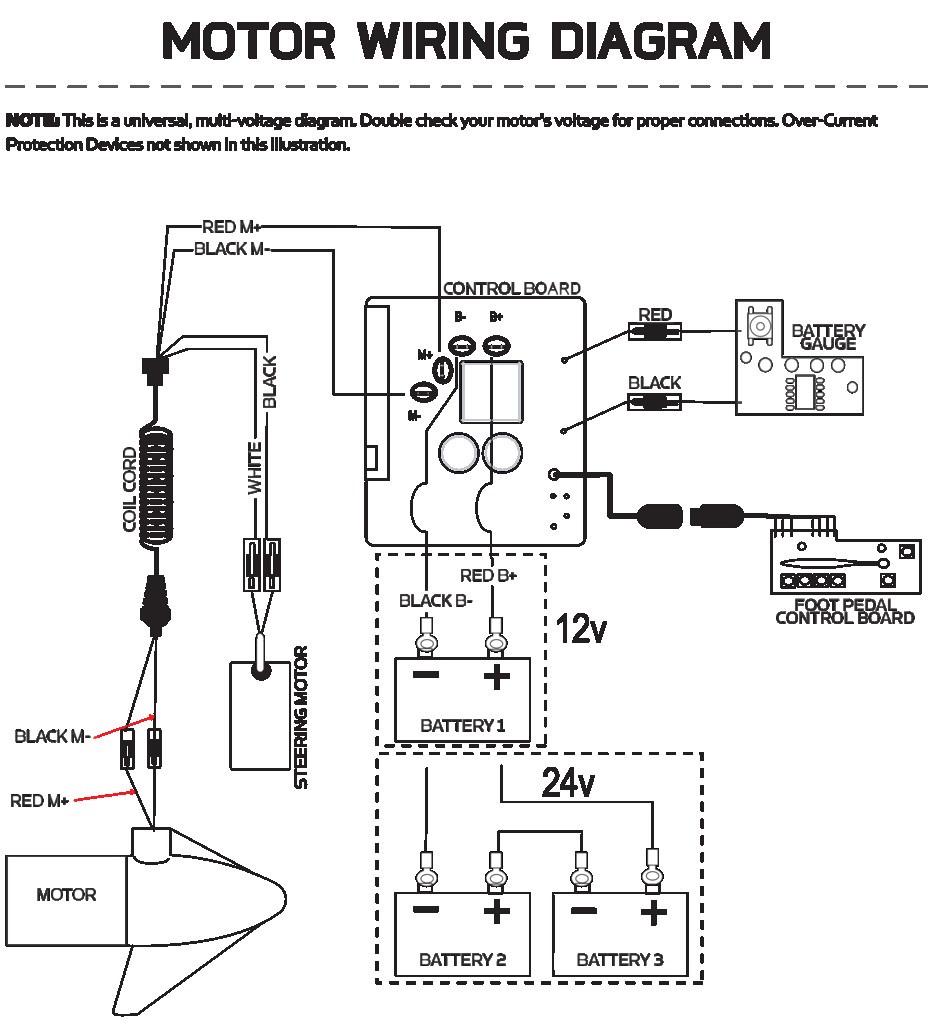 wiring diagram trolling motor diagrams 12 24 volt marinco arresting endearing enchanting plug and on 6