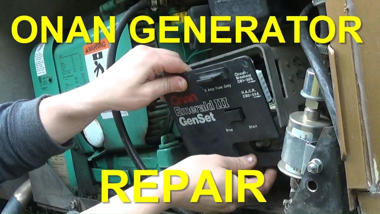 an Generator Repair