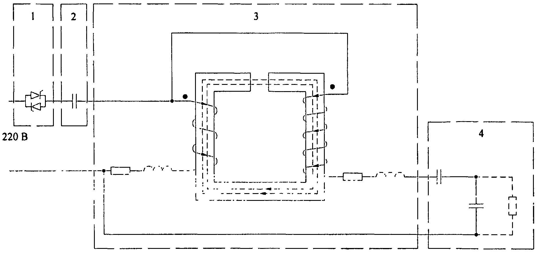 Ozone Generator High Voltage Circuit Elegant