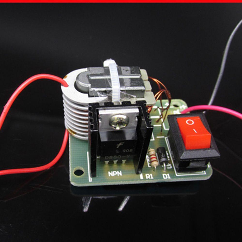 15KV 3 7V High Voltage Inverter Generator arc Cigarette Lighter Coil Module Kits Buy line at Best Prices in India Snapdeal