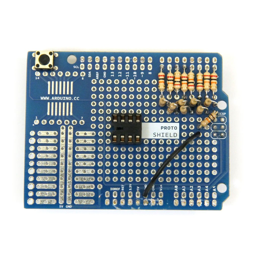 Picture of IC Socket