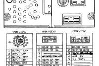 Radio 86120-0c081 Wiring Inspirational toyota Stereo Wiring Diagram