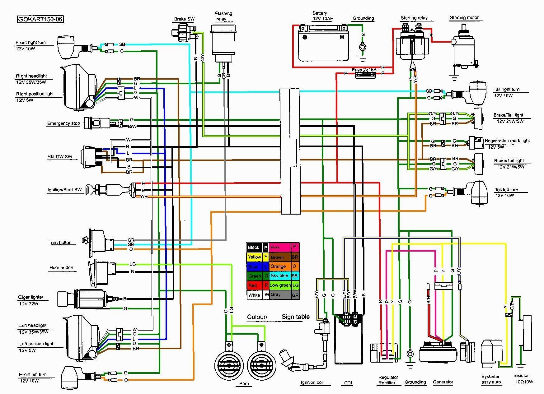 Go Kart Wire Schematic Wiring Diagram Today Go Kart Wiring Diagram Go Kart Wire Schematic