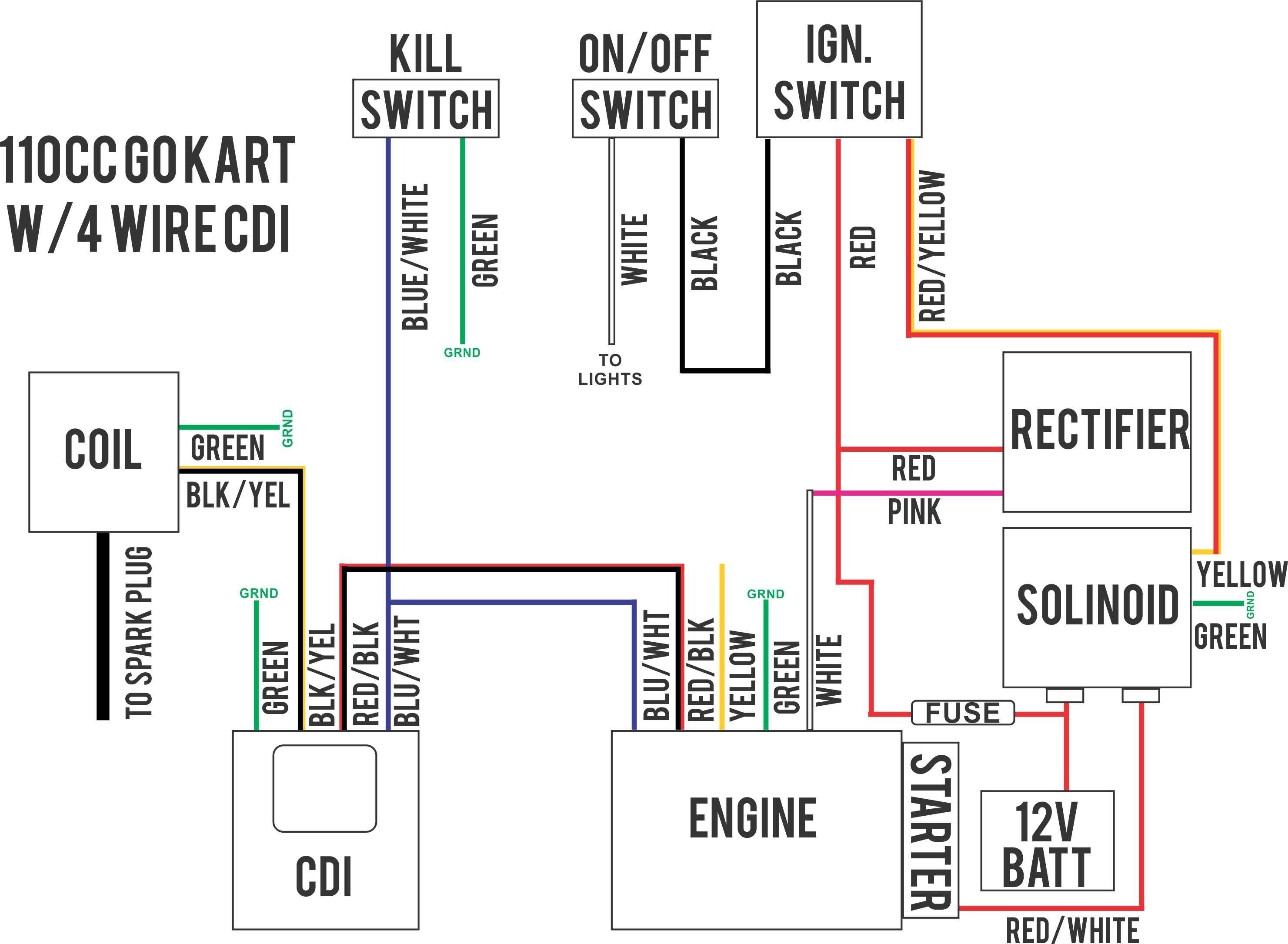 Hammerhead Go Kart Wiring Diagram Wiring Diagram Used Hammerhead Go Kart Wiring Diagram Go Kart Wire Schematic