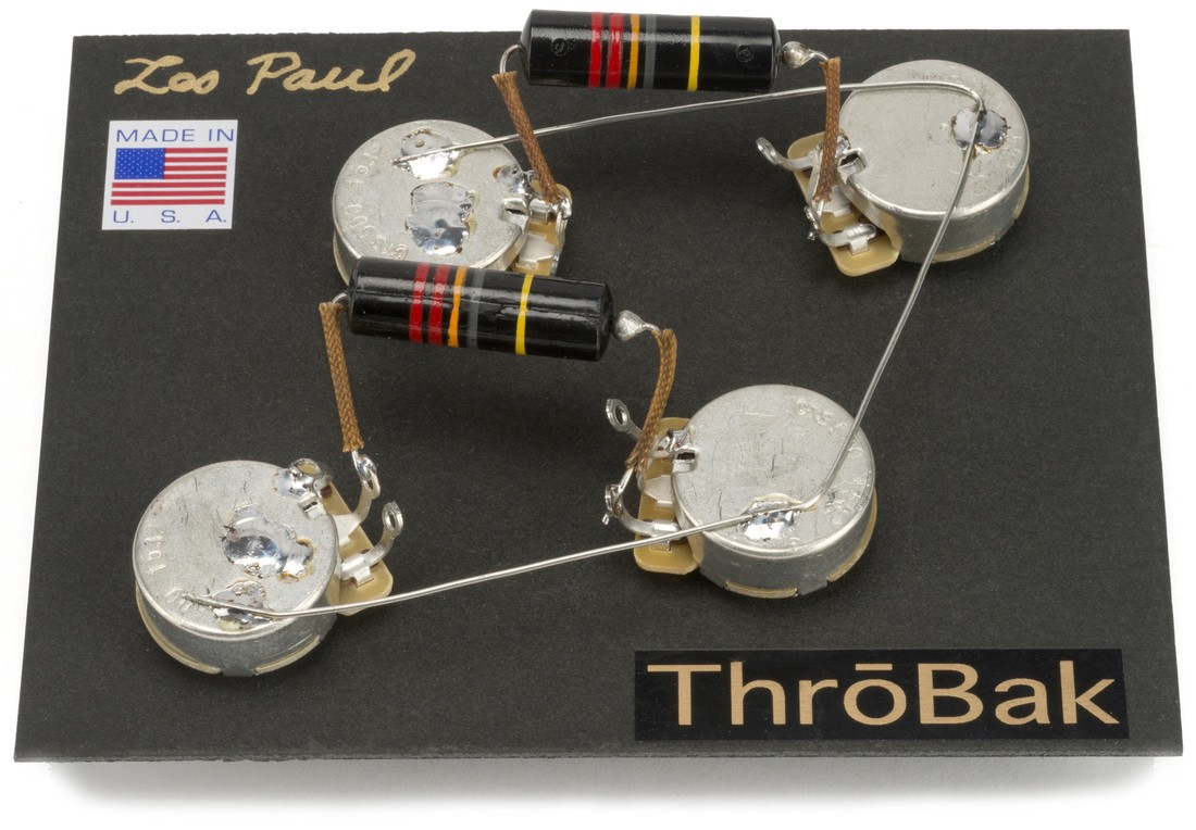 Les Paul Wiring Harness Throbak 50 s Style Wiring Kit For Les Paul Gibson 335 Guitar Wiring Diagrams