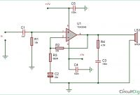 Schema Tda 2040 Stereo Elegant Circuit Diagram for 25 Watt Audio Amplifier Circuit Using Tda2040