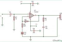 Schema Tda 2040 Stereo Elegant Circuit Diagram for 25 Watt Audio Amplifier Circuit Using Tda2040