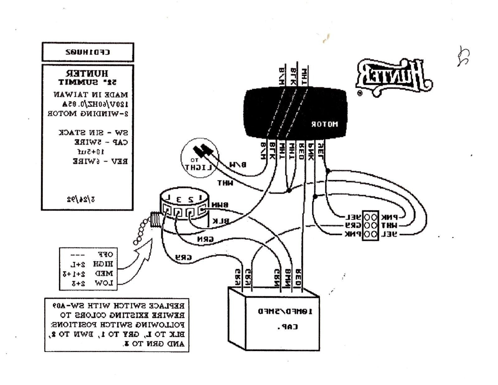 hampton bay ceiling fan pull switch wiring diagram archives remarkable harbor breeze 3 speed for