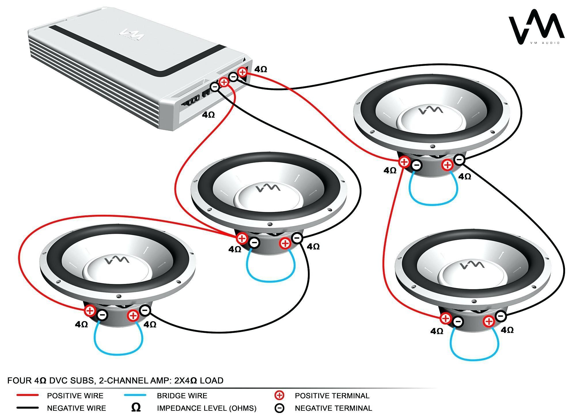 kicker cvr 12 2 ohm wiring diagram fresh outstanding dual voice coil