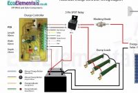 Solar Wind Charge Controller Circuit New Charge Controller Wiring Diagram for Diy Wind Turbine or solar