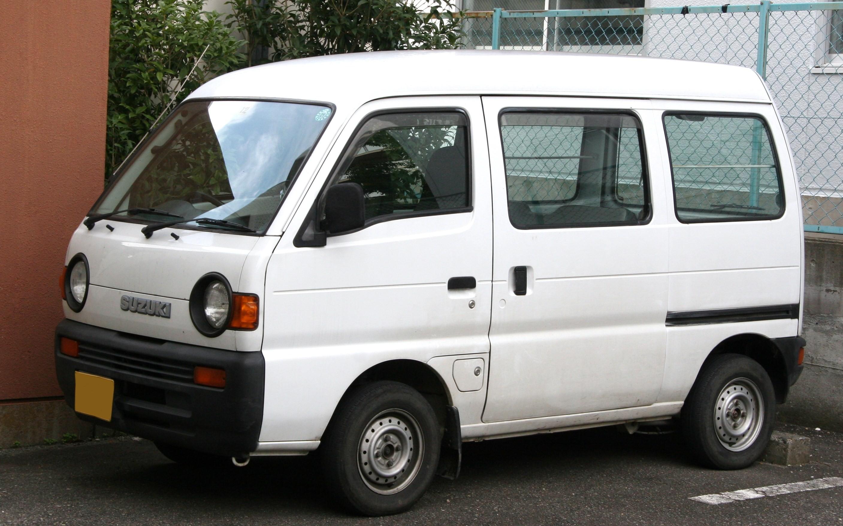 Suzuki Carry Van DE51V