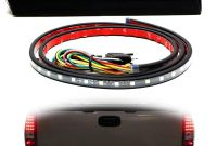 "Tailgate Led Wiring Diagram New 60"" Trunk Tailgate Tail Gate Led Light Bar Backup Reverse Brake"