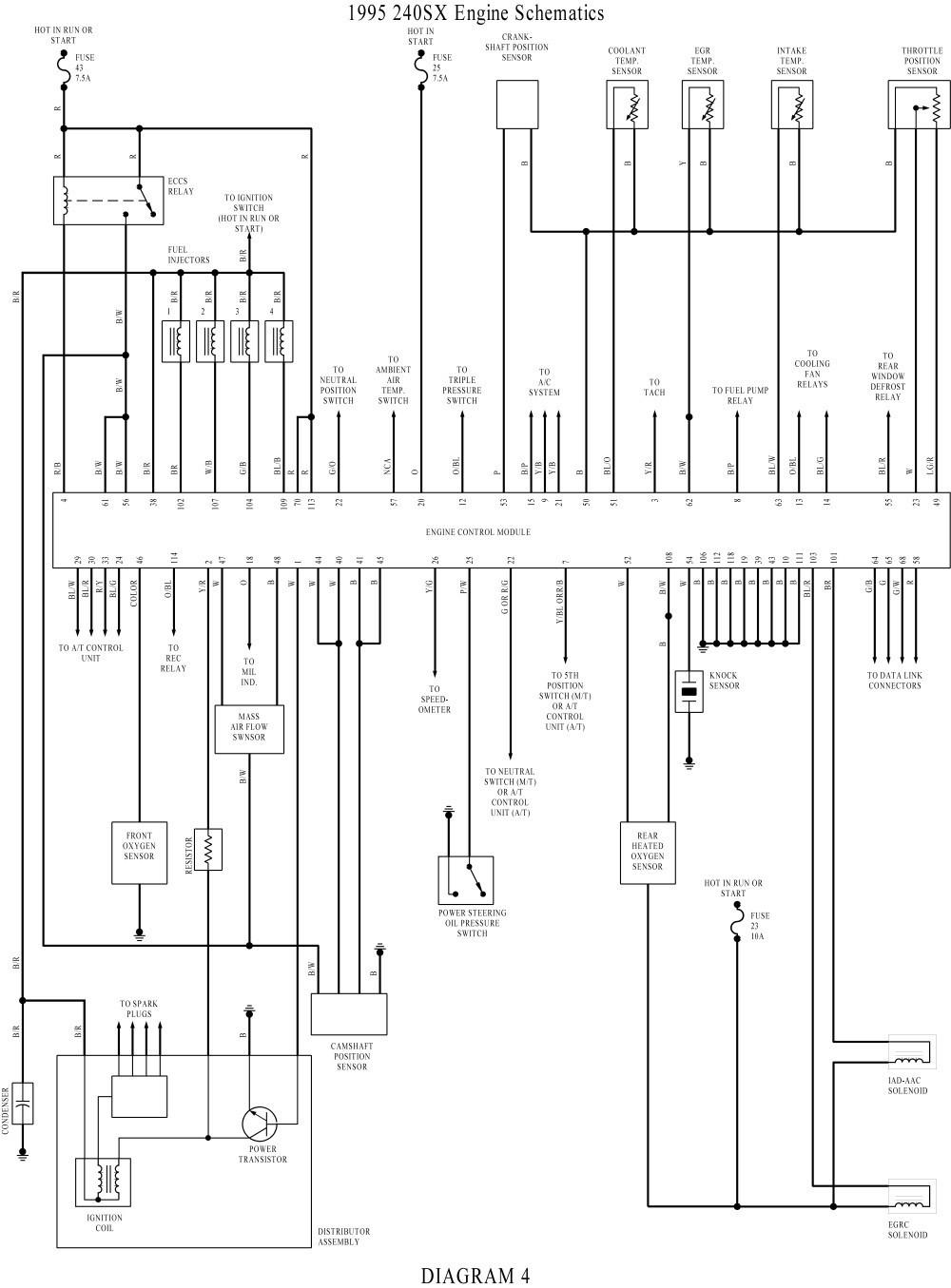 Time Bomb Circuit Diagram Beautiful 1995 240sx Fuse Box