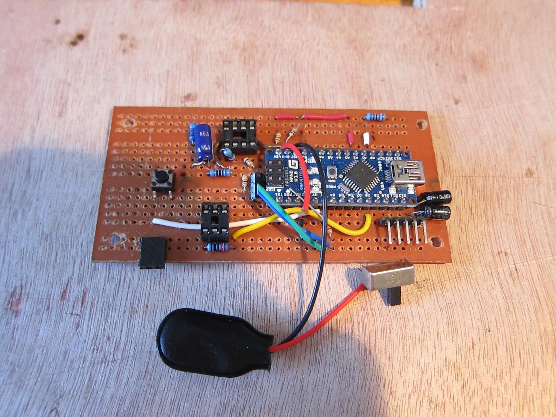 Time Bomb Circuit Diagram Luxury Electronics