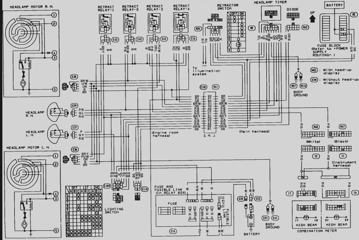 Time Bomb Circuit Diagram Awesome 1995 240sx Fuse Box