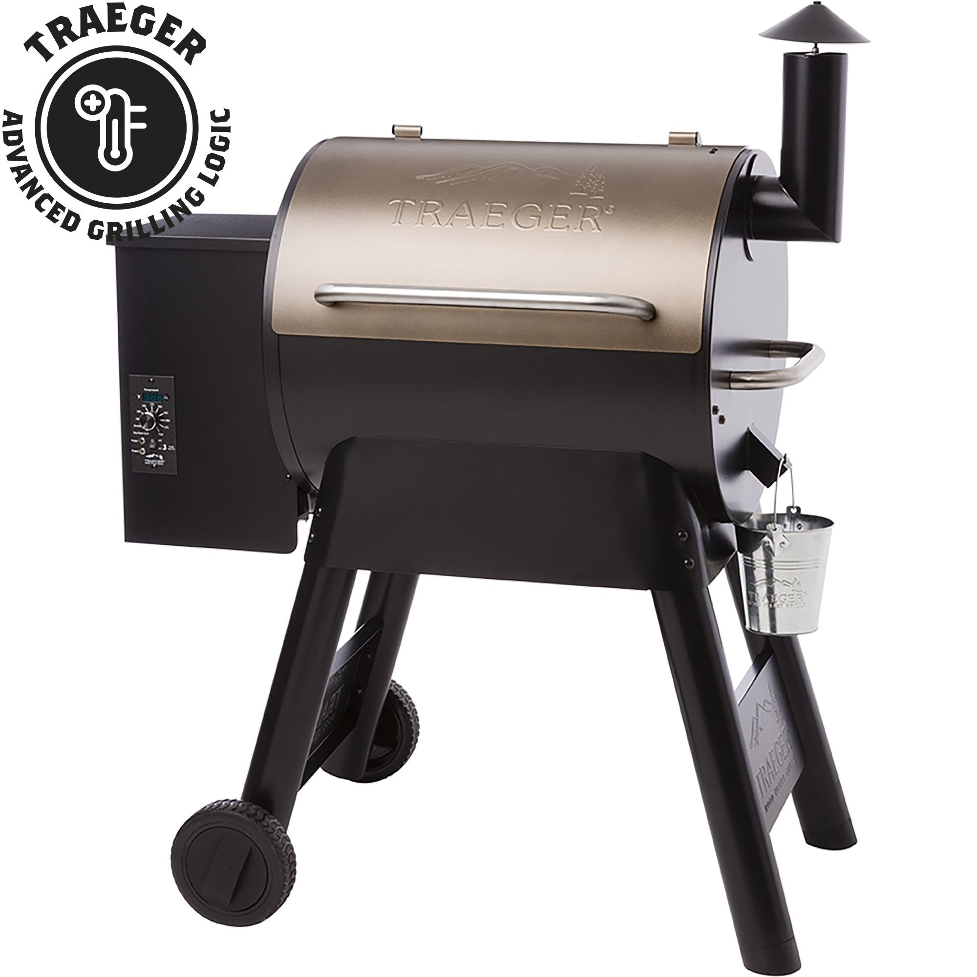 $799 NEW 2016 Traeger Pro Series 22 Grill Bronze Traeger