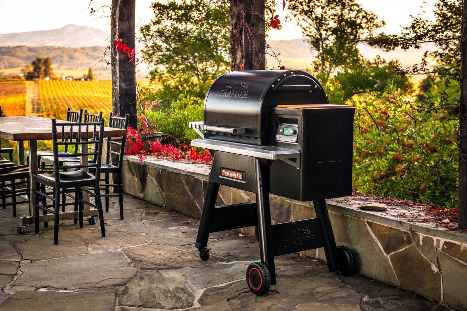 Traeger s 2019 grill lineup