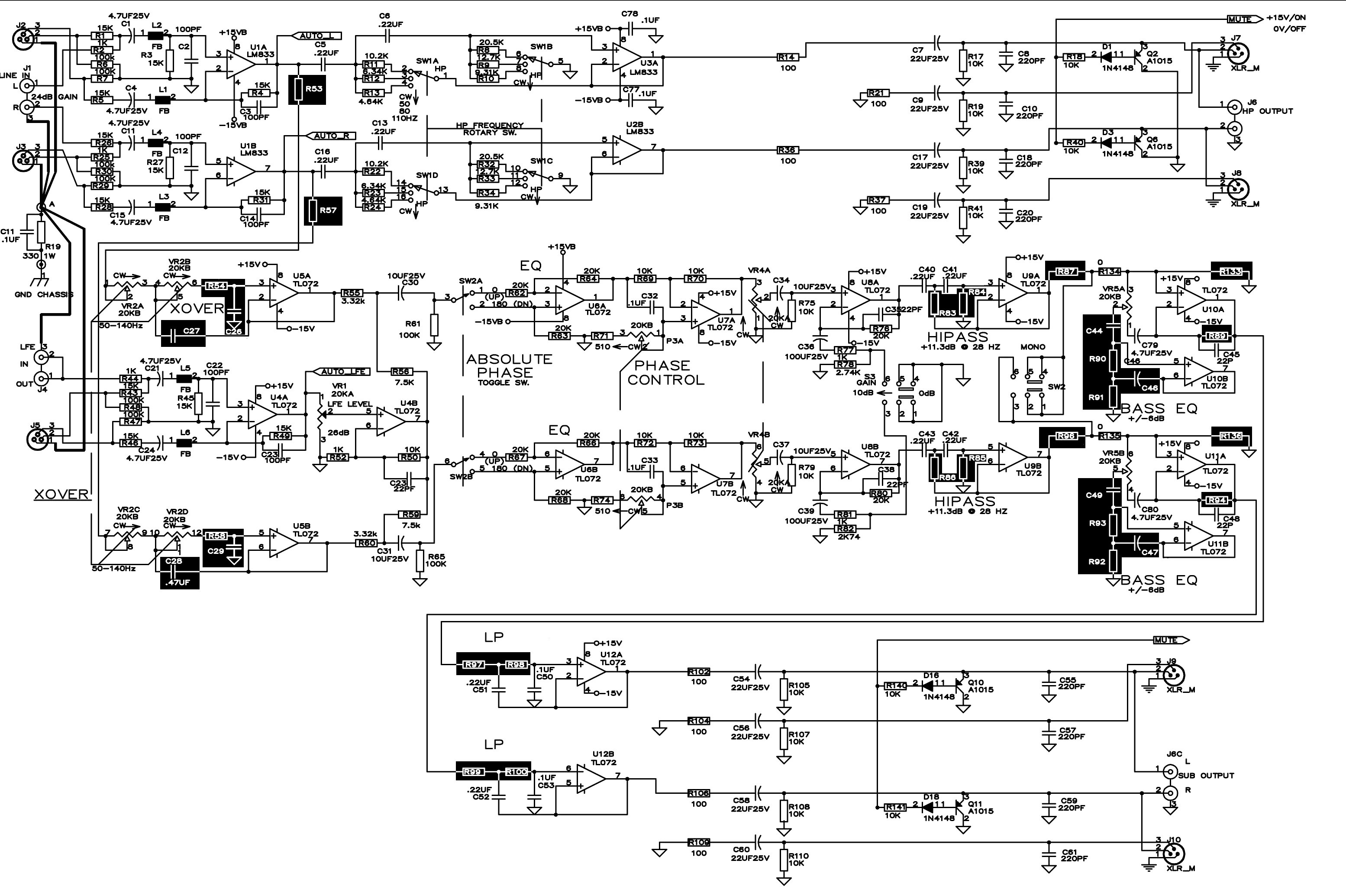 Crossover Wiring White Black Red Yellow Green Wiring Diagram Technic Crossover Wiring White Black Red Yellow Green