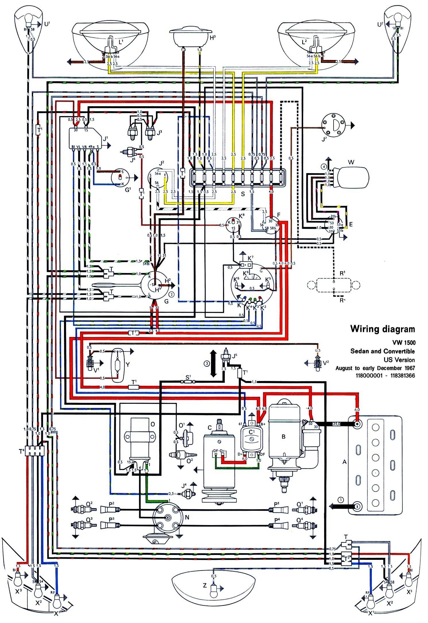 65 vw bug wiring harness just wiring data u2022 rh judgejurden VW Bug plete Wiring 1973 Vw Beetle