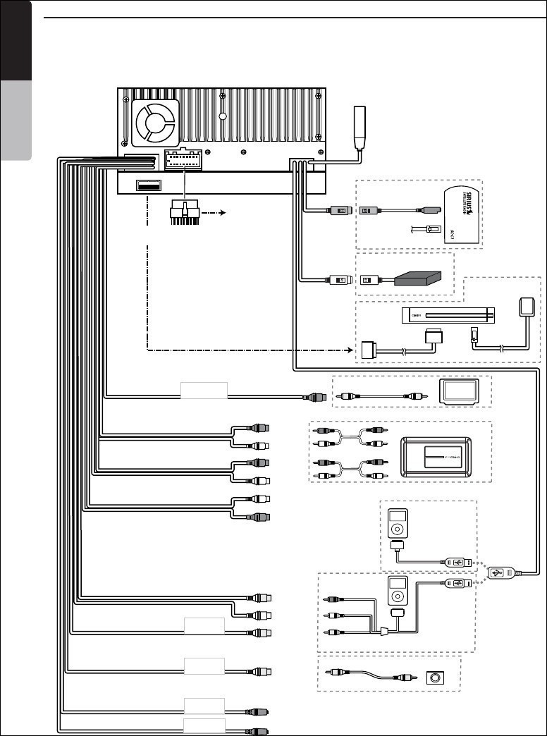 Clarion Vrx755Vd Wiring Diagram from mainetreasurechest.com