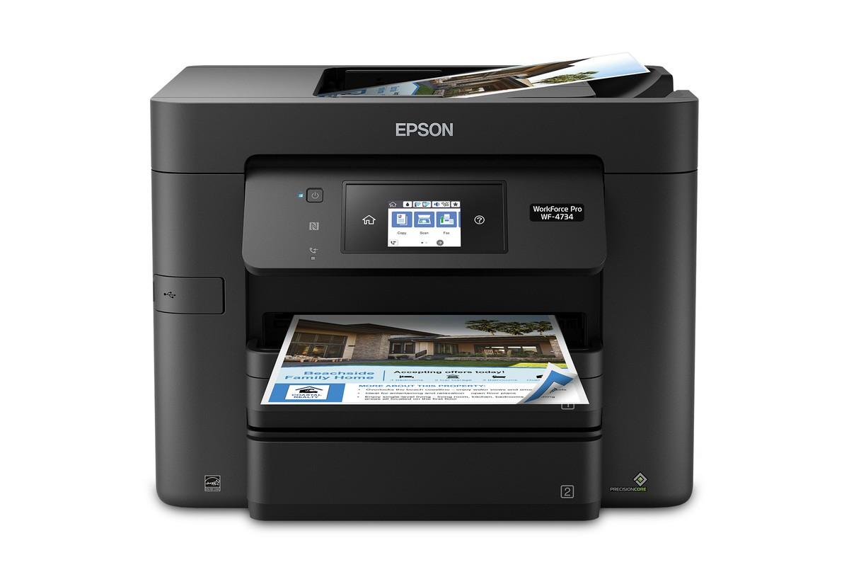 WorkForce Pro WF 4734 All in e Printer