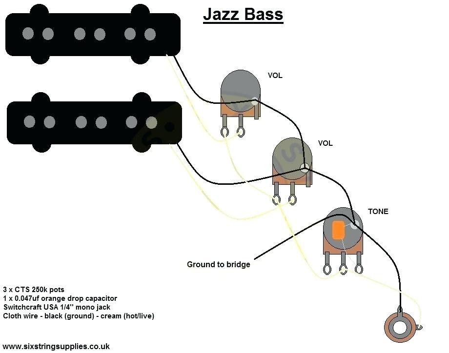bass wiring diagram wiring diagram bass guitar pickup wiring diagrams jazz bass wiring diagram blend bass wiring diagram