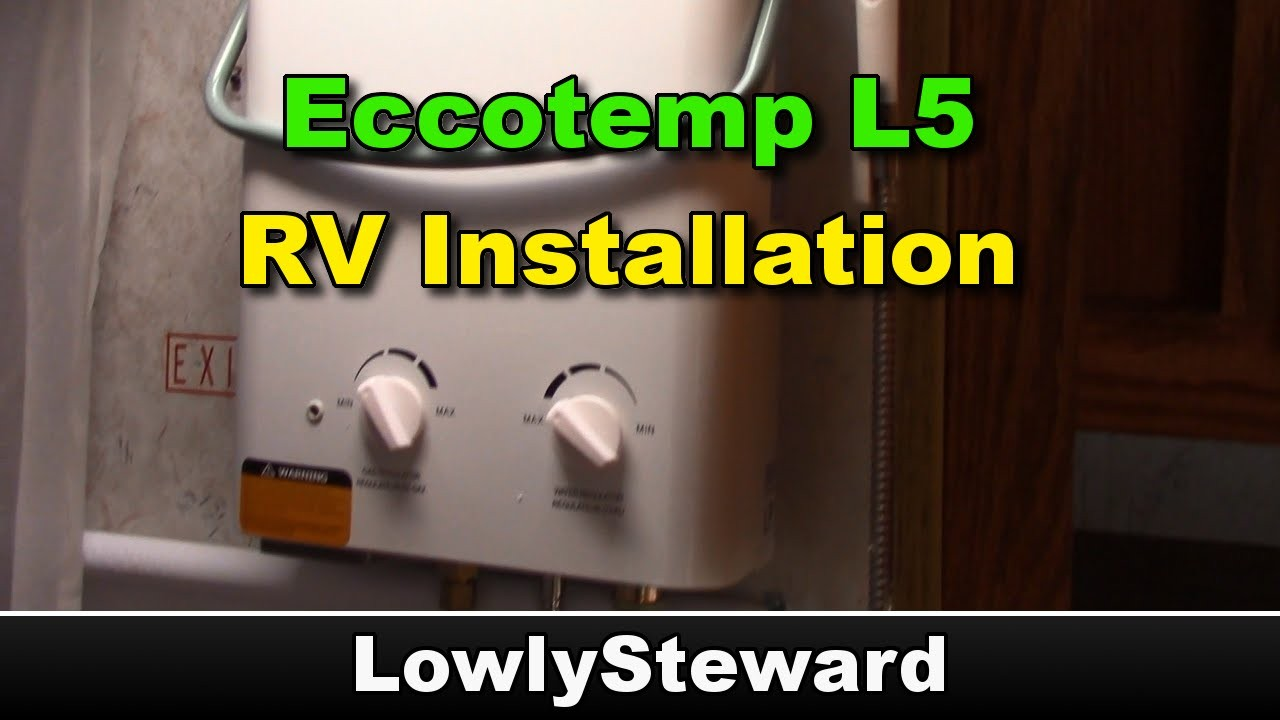 Tankless Water Heater For Rv10 Best Rv Tankless Water Heaters Reviewed Rated In 2019