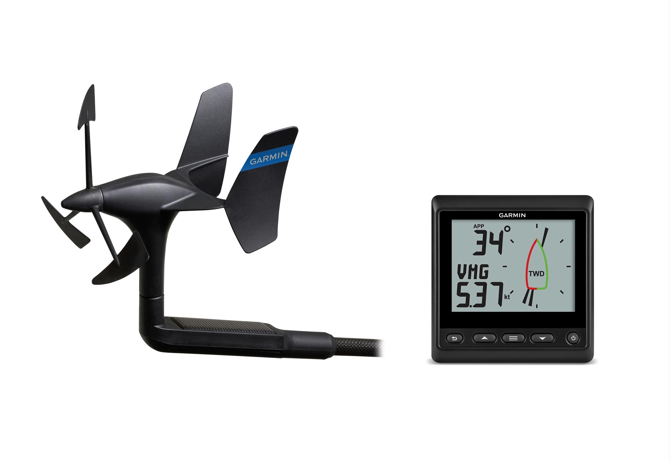 Garmin 010 10 gWind Wireless Wind Pack
