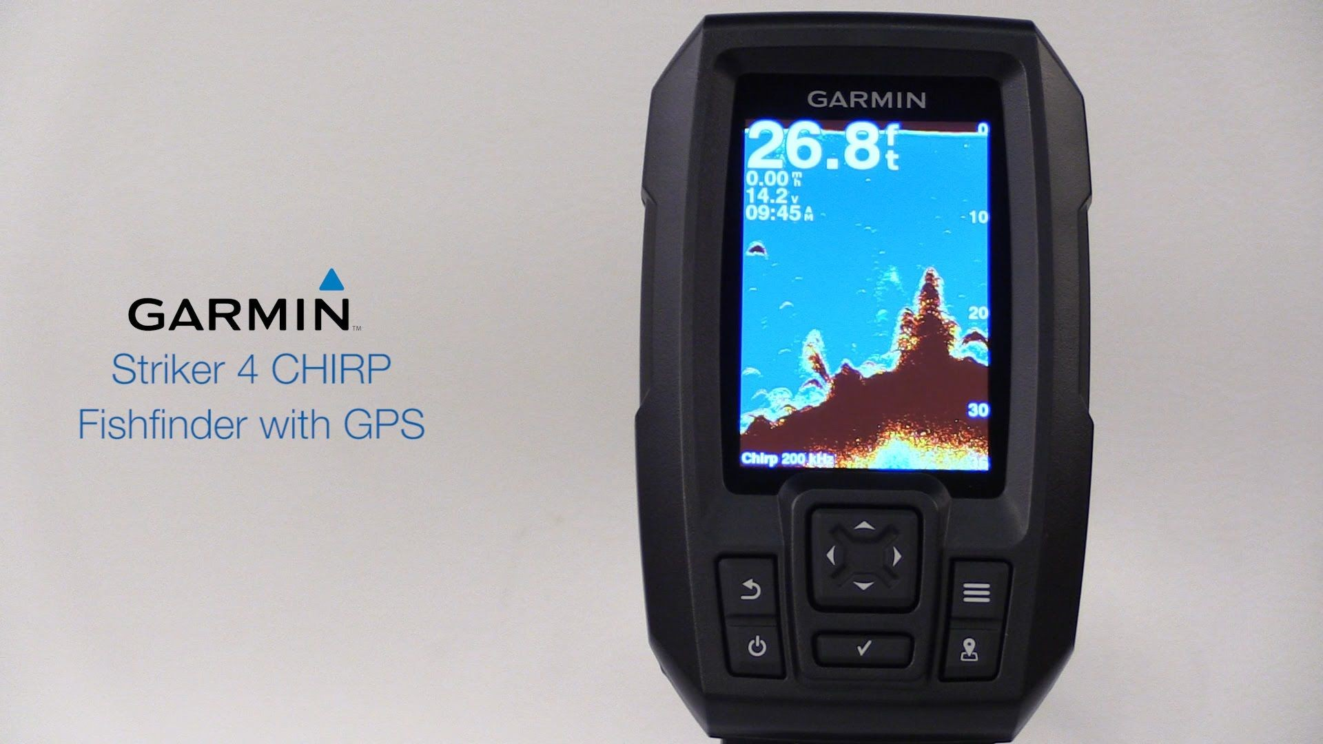 Garmin Striker 4 CHIRP Fishfinder with GPS West Marine Quick Look boats Pinterest