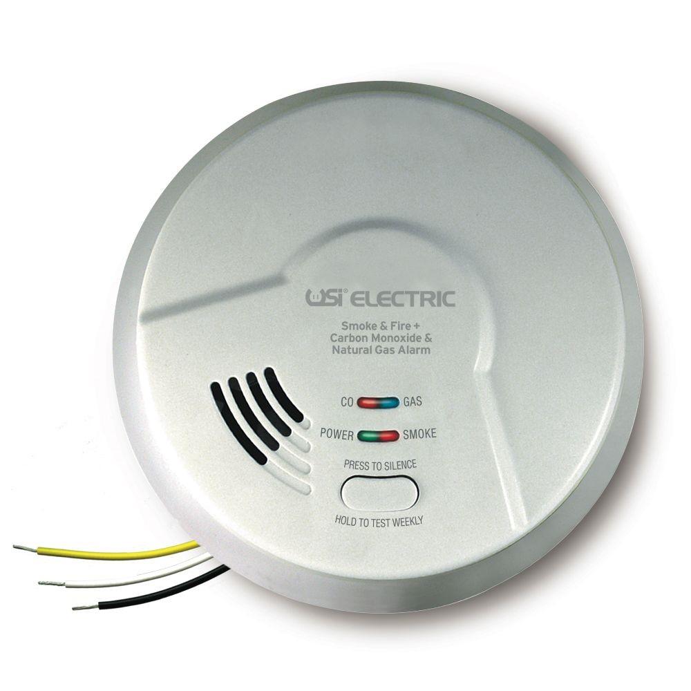 USI Electric MDSCN111 4 in 1 Universal Smoke Sensing Technology IoPhic Hardwired
