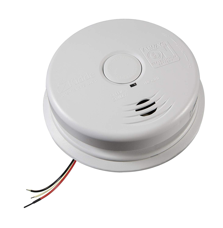 Smoke Detector Wiring Diagram: Wiring For Interconnected Smoke Alarms Elegant