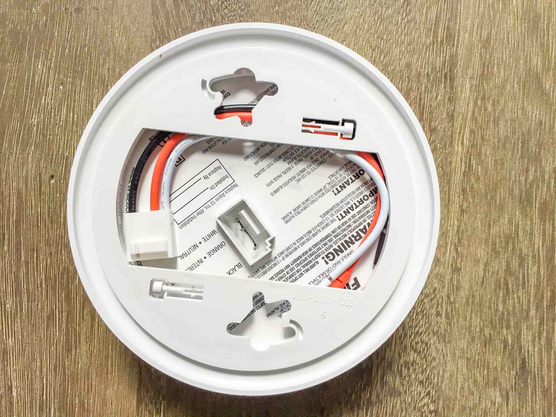 Wiring For Interconnected Smoke Alarms Elegant