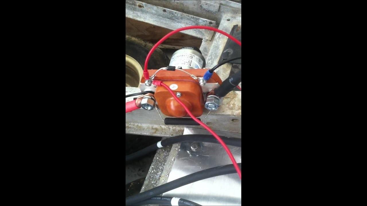Club Car Wiring Question