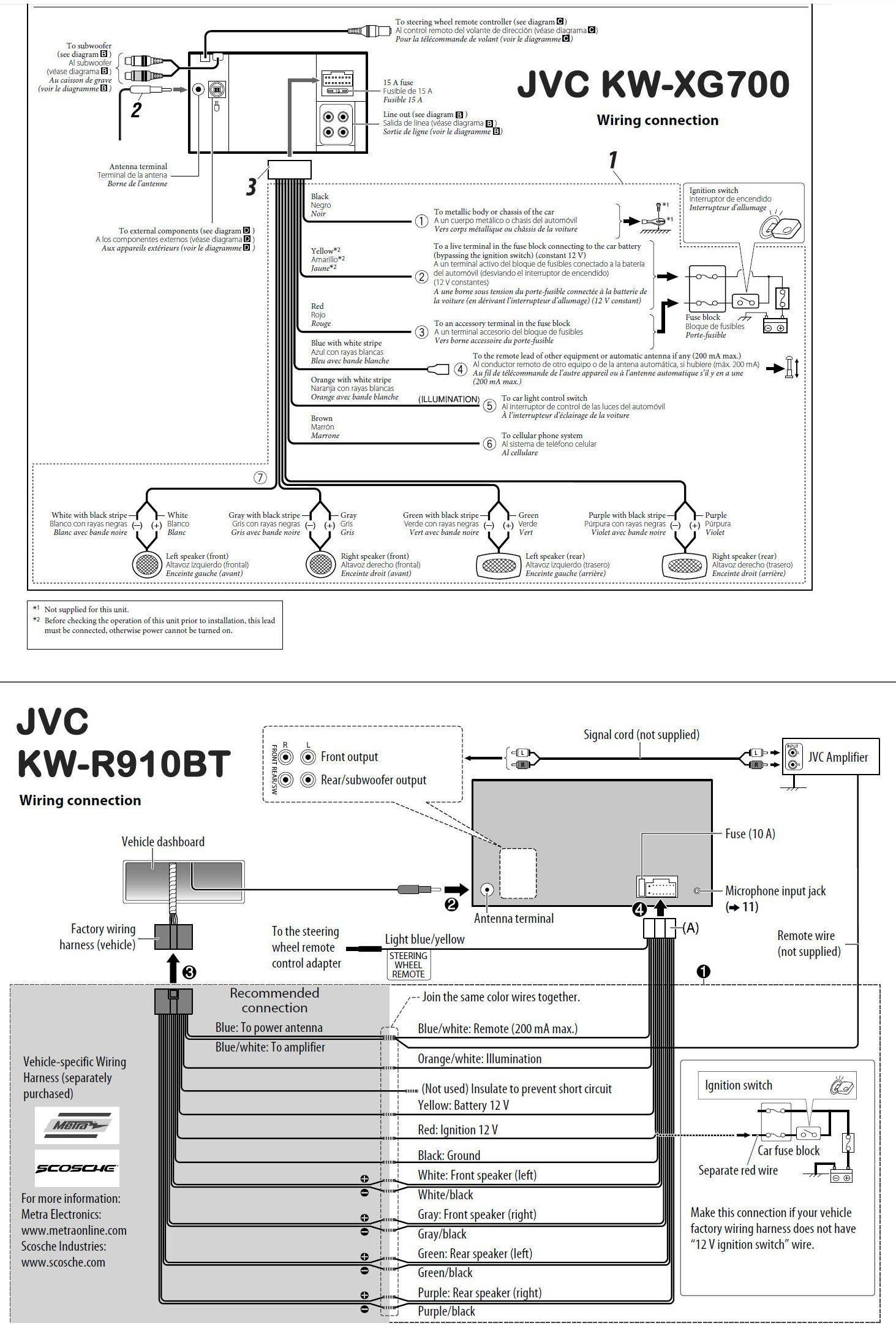 Wiring Schematic For Radio Kw