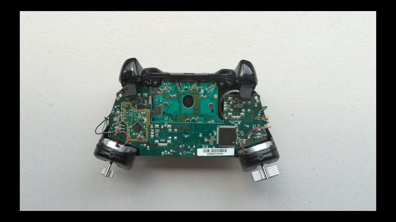 How To Open Disassemble an Xbox e Controller Without Torx Screwdriver Part 1