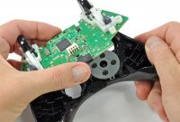 Xbox 360 Controller Board New Xbox 360 Wireless Controller Repair ifixit
