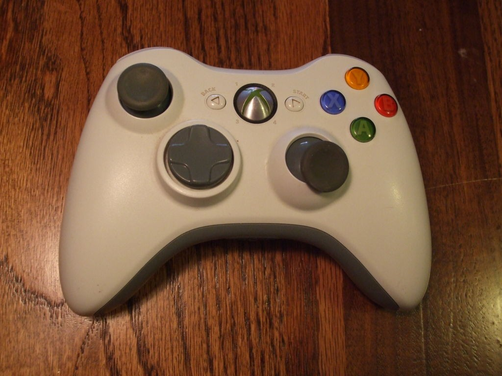 Picture of Replacing the Joystick in a Xbox 360 Controller