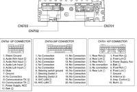 Urutan soket Fujitsu Ten Limited 86120-bz120 Best Of Fujitsu Ten Car Radio Stereo Audio Wiring Diagram Autoradio