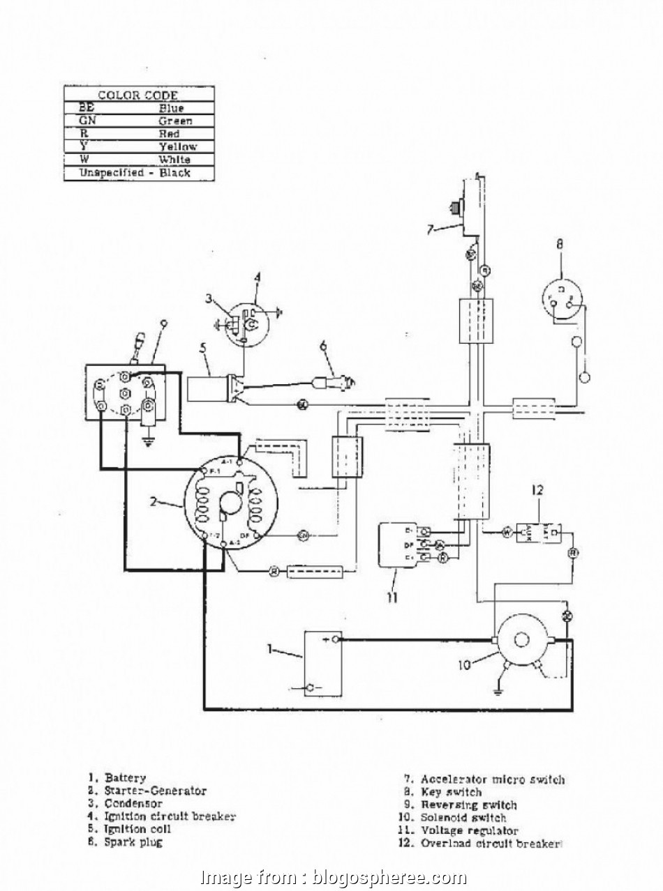 ezgo starter wiring diagram starter solenoid wiring diagram ez go carts wiring diagrams u2022 rh aviomar co 2001 ez go wiring diagram ezgo starter generator wiring diagram 11