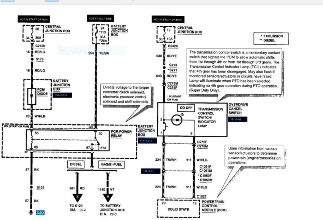 2011 F350 Wire Diagram | Wiring Diagram Image