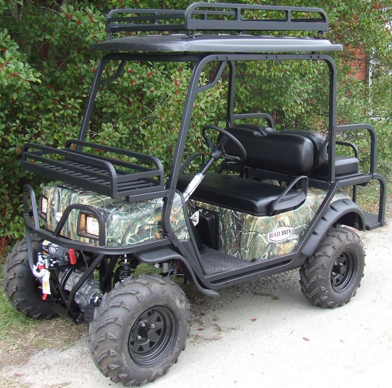 2013 Bad Boy Buggy Ecm New