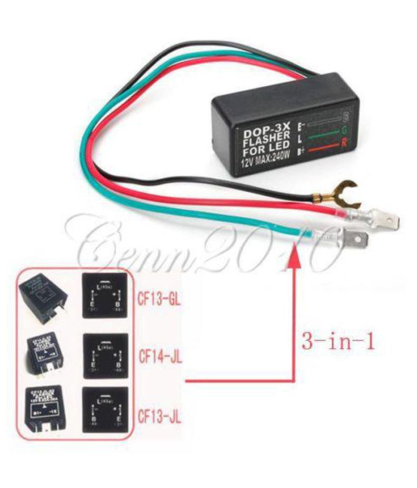 12V 240W 3 Pin Flasher SDL 1 927c7 JPEG